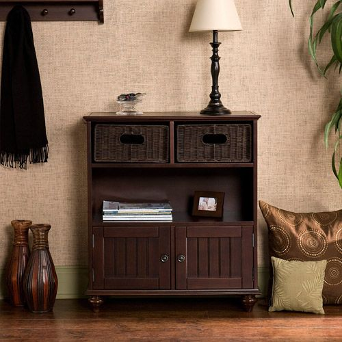 Living Room Storage Option? Good for electronics and games underneath