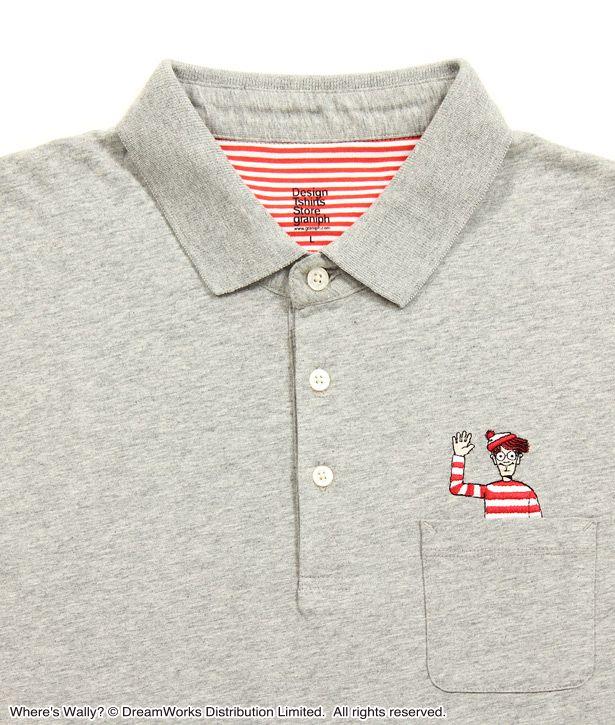 e0ebfe05 Design Tshirts Store graniph - Taiwan | Where's Wally | Mens tops, T ...