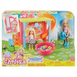 Chelsea Casa Divertida Chelsea Doll Barbie Toys Barbie Doll Set