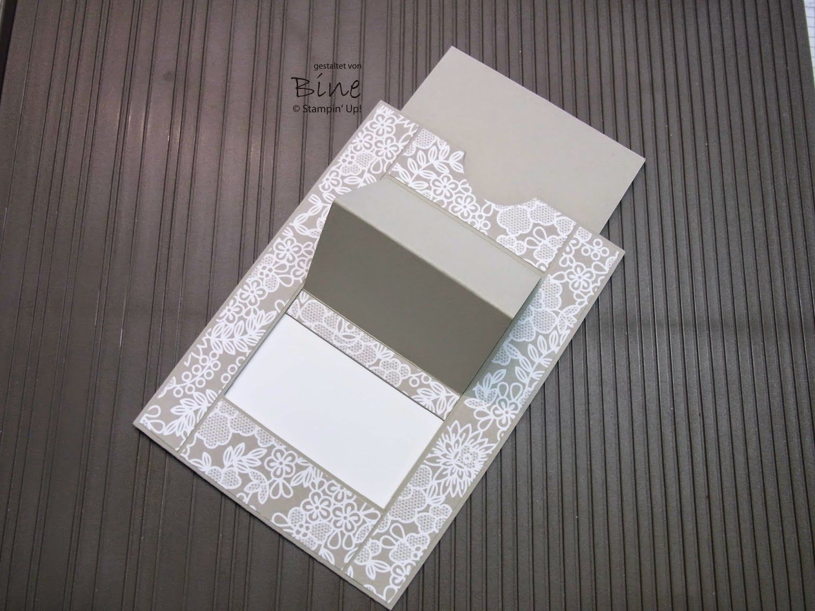 bines karten und mehr anleitung ziehkarte. Black Bedroom Furniture Sets. Home Design Ideas