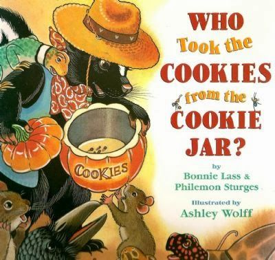 Who Took The Cookie From The Cookie Jar Book Speechlanguagetherapysessions Who Took The Cookies From The Cookie