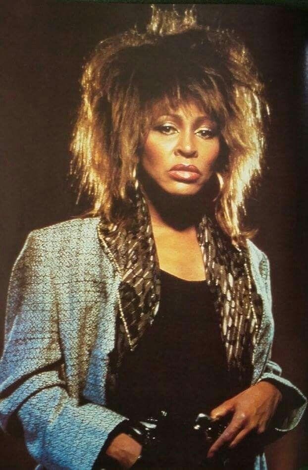 Tina Turner 1984 Tina Turner Black Hollywood Tina