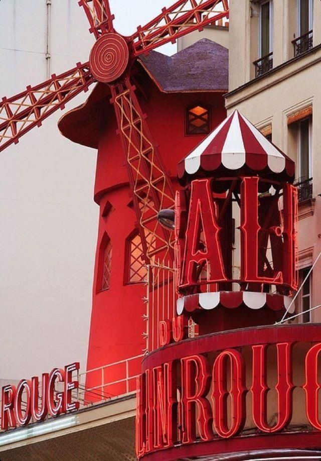 Moulin Rouge Moulin rouge, Le moulin, Rouge