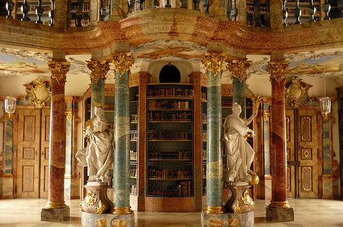 25 Incredible European Libraries To Visit Before You Die