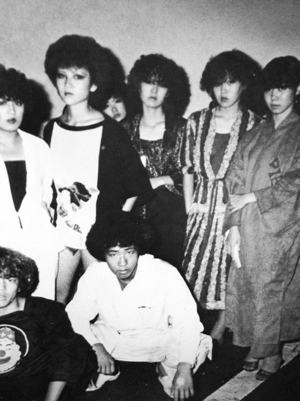 Petmilk Japan Fashion Girl Gang Teddy Boys