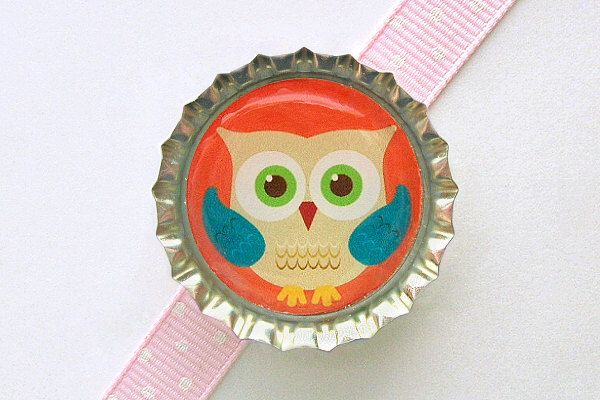 I could design an Airstream interior around this adorable owl...from Etsy