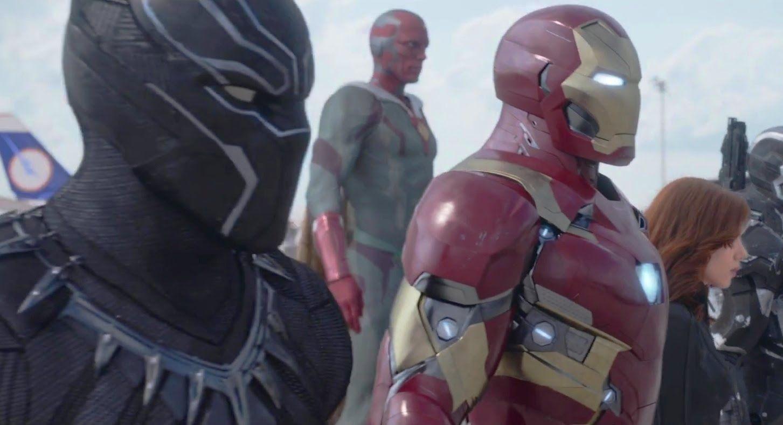 Capitão América: Guerra Civil (Captain America: Civil War, 2016) - Comer...