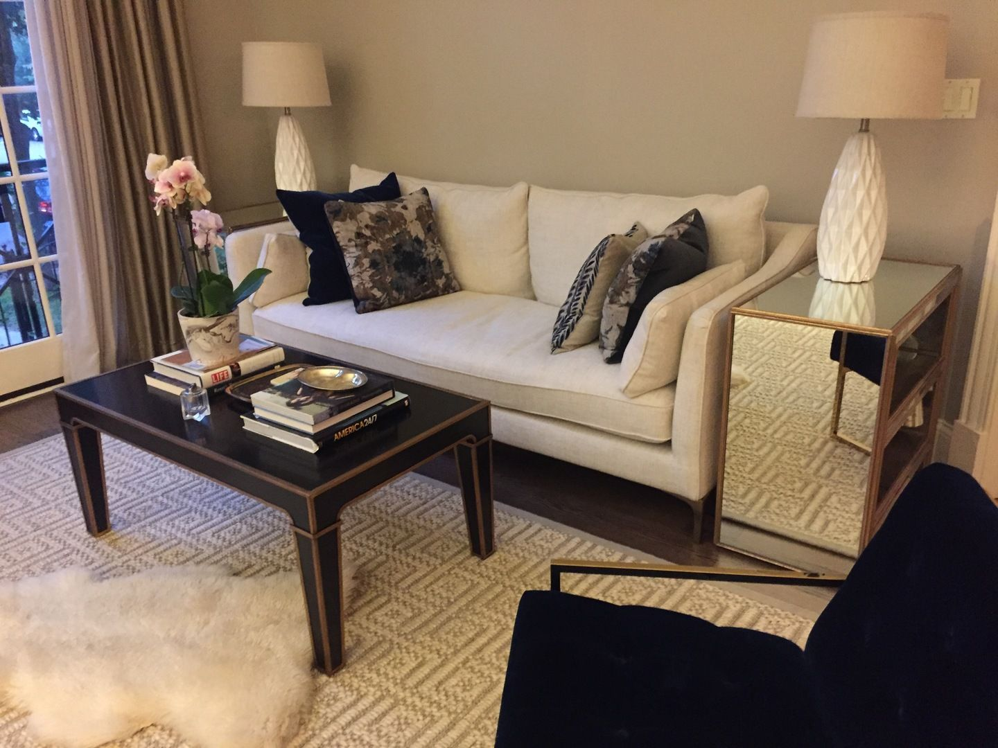 latest sofa designs for living room%0A Caitlin is the latest addition to the Interior Define x The Everygirl  collection  Made with exceptional attention to detail  Caitlin is the  perfect mix of