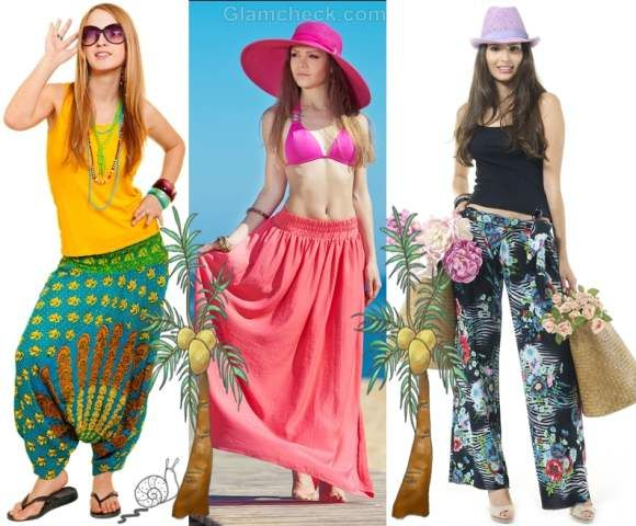 what to wear to a party on the beach