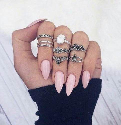 Resultado de imagen de uñas postizas