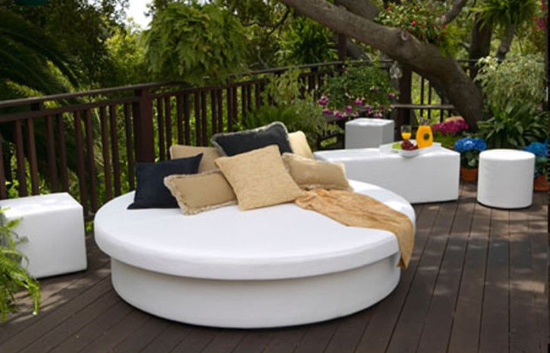 Modern And Elegant Seating Design For Home Outdoor Furniture Chill Lounge  Series