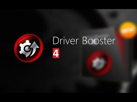 driver booster 4 free ключ