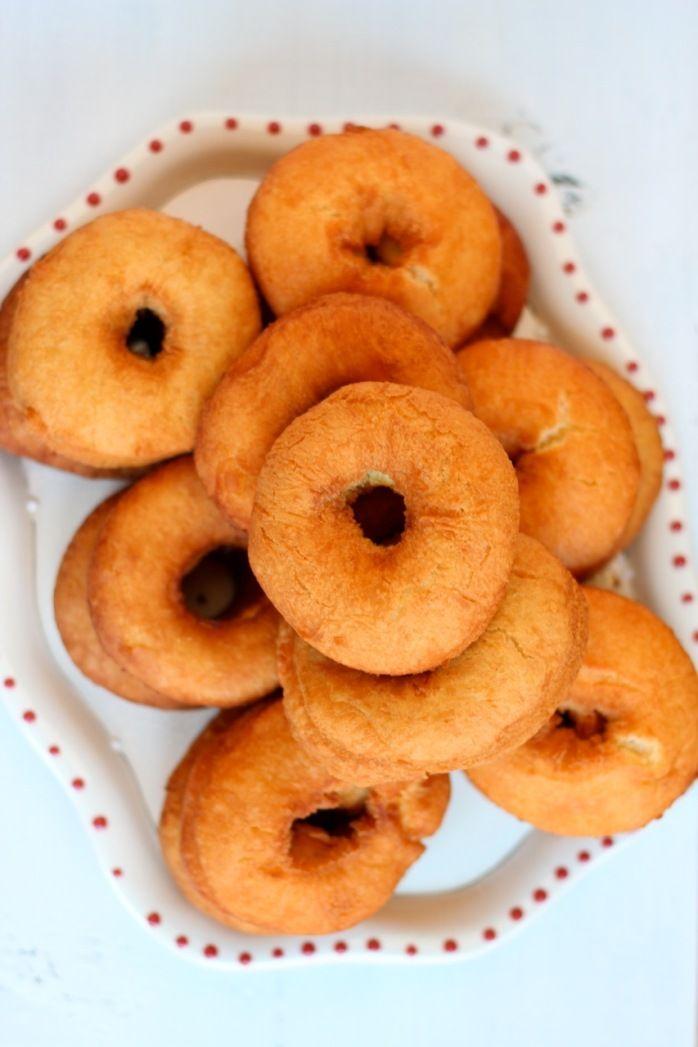 Old-Fashioned CakeDoughnuts - The Garden of Eden - The Garden of Eden