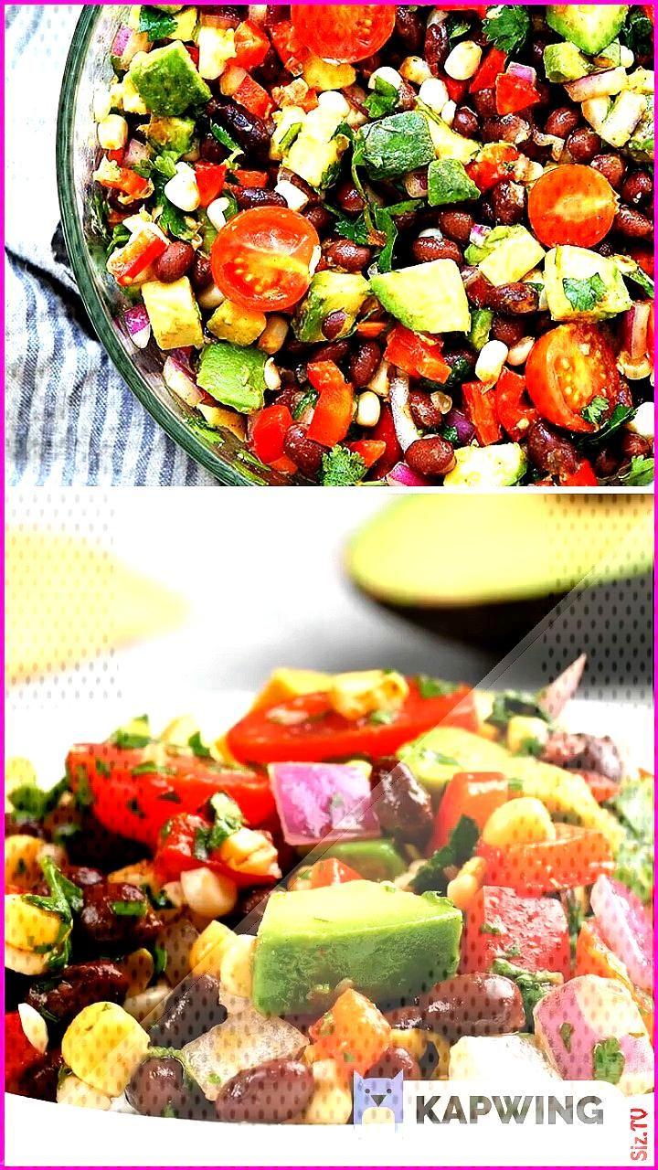 Black Bean Salad Black Bean Salad amir1169 amir11696313 Salad An easy fresh and healthy Black Bean