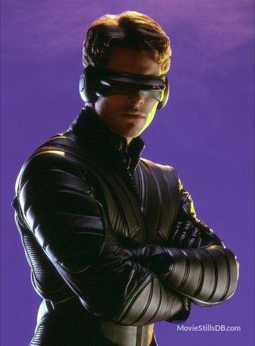 X Men Promo Shot Of James Marsden In 2020 X Men Costumes Cyclops X Men X Men