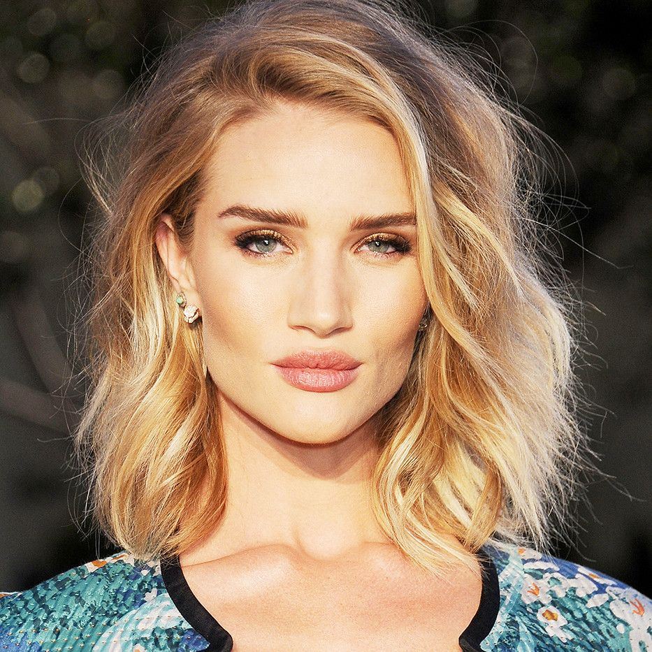 rosie huntington-whiteley is pregnant! 6 winning beauty tips from