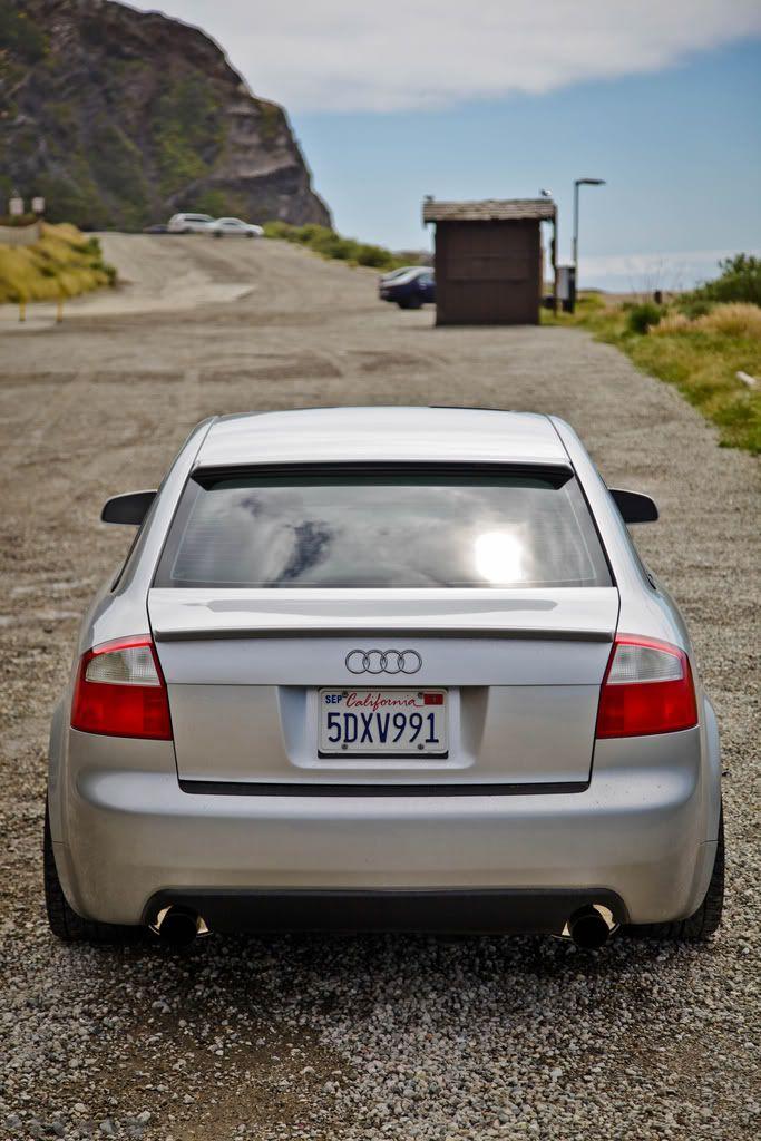 A4 Roof Spoiler Audi A4 Audi Motor Audi