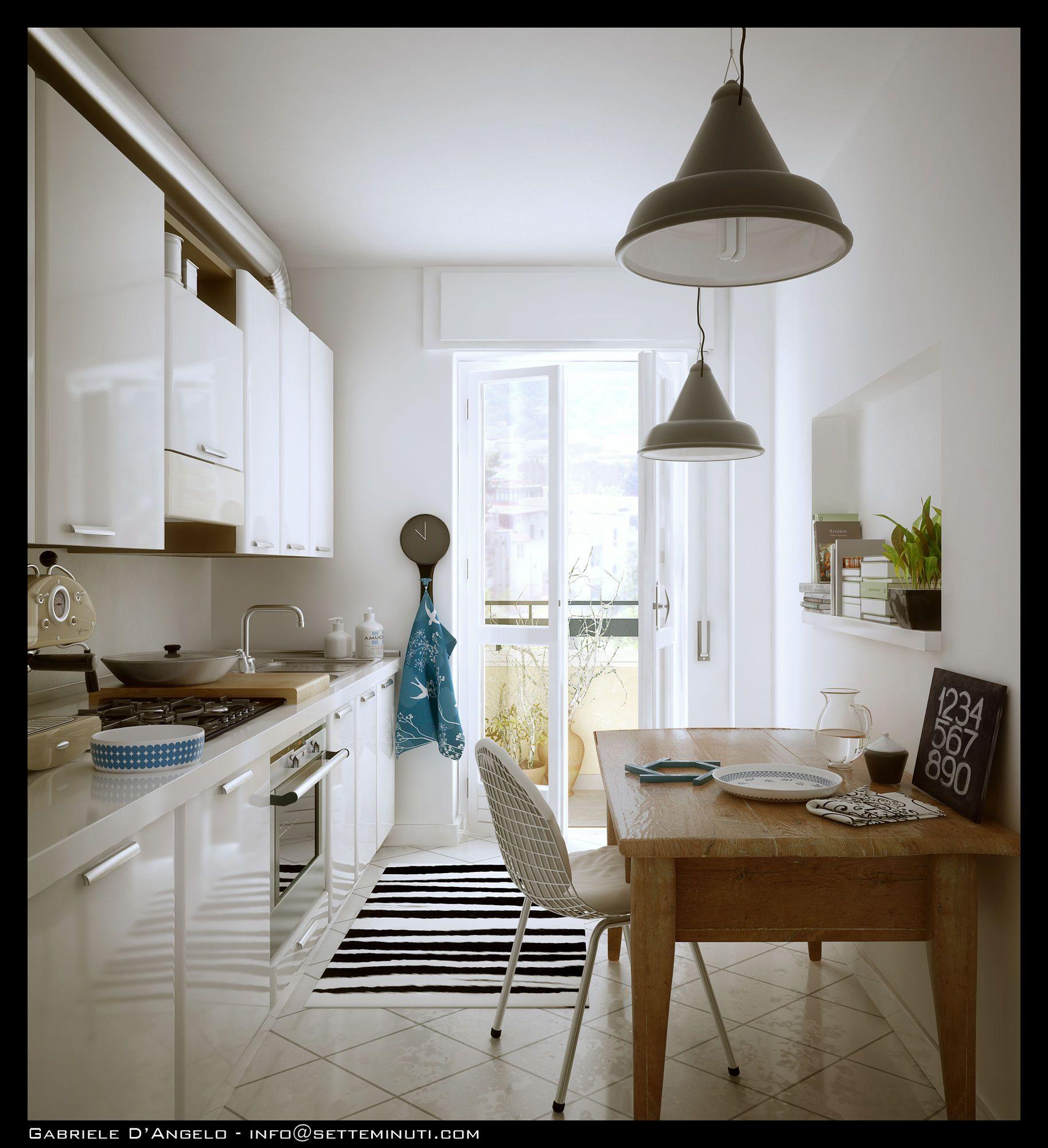An Ordinary Kitchen Kitchen Design Dining Room Design Kitchen