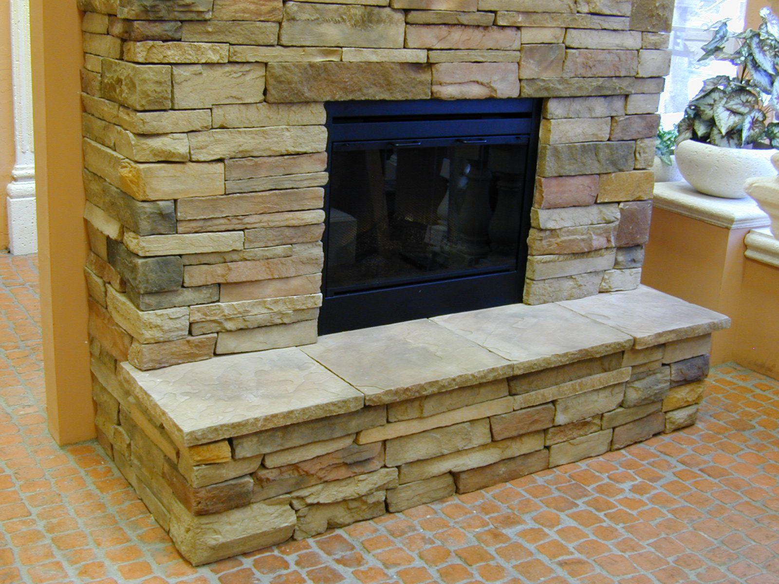fireplace wall material kamin genial pin cultured stone pinterest