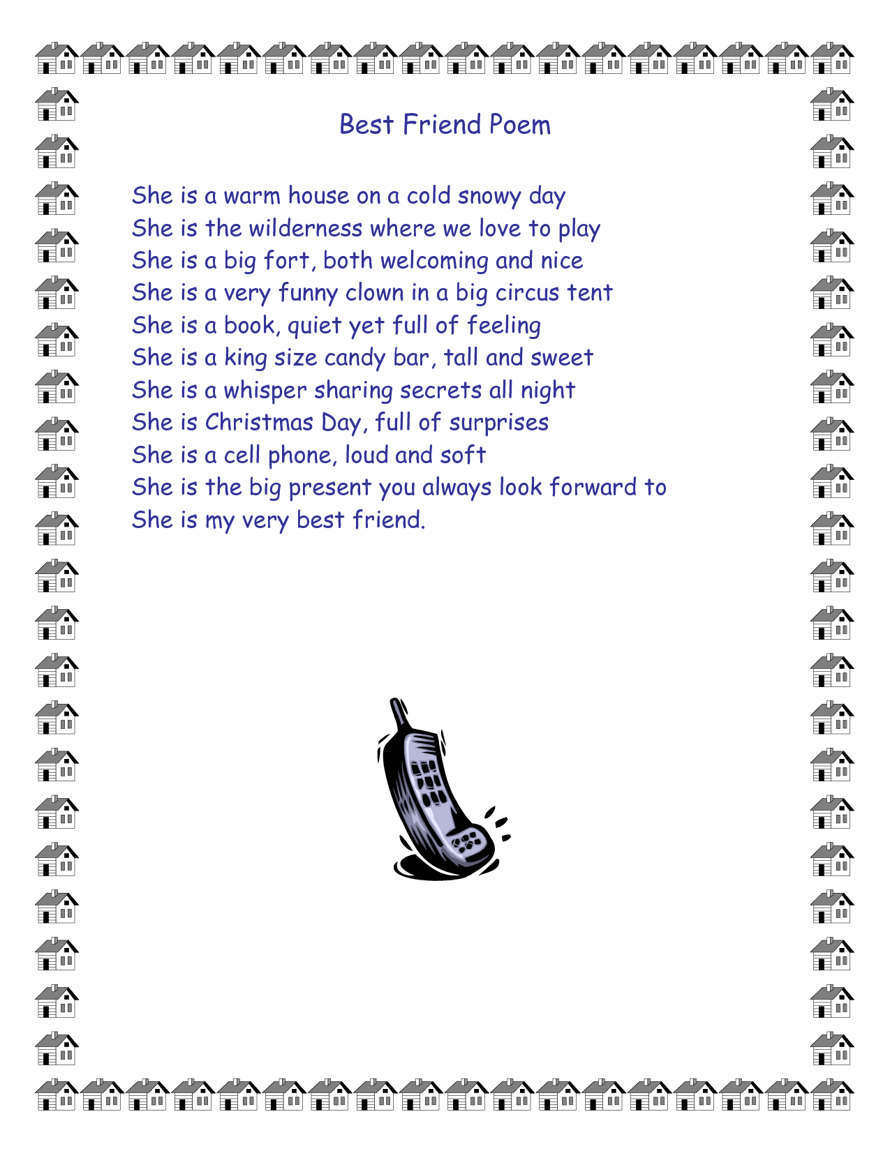 funny clown poems best friend poem projects to try friend