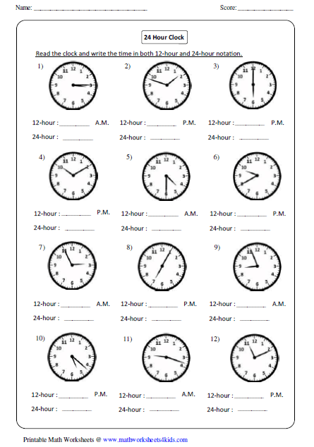 reading 24 hour clock daily 5 maths 24 hour clock worksheets 24 hour clock clock worksheets. Black Bedroom Furniture Sets. Home Design Ideas