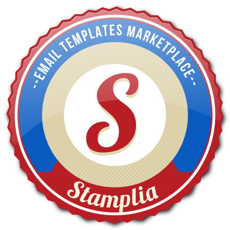 HTML Email templates Marketplace - Stamplia