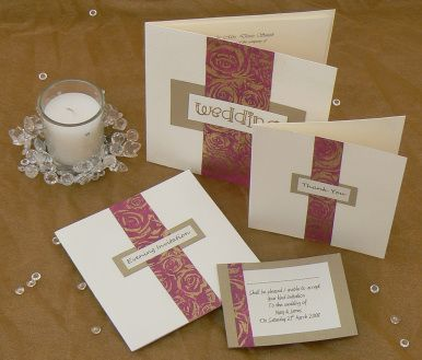 Wedding Invitations Handmade As An Additional Inspiration To Make Enchanting Invitation