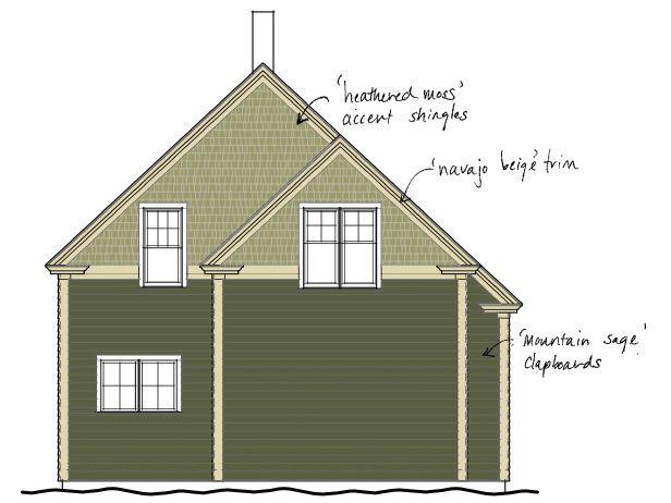 Sage Green Hardiplank House Colors Exterior Porch Ideas Exterior House Colors