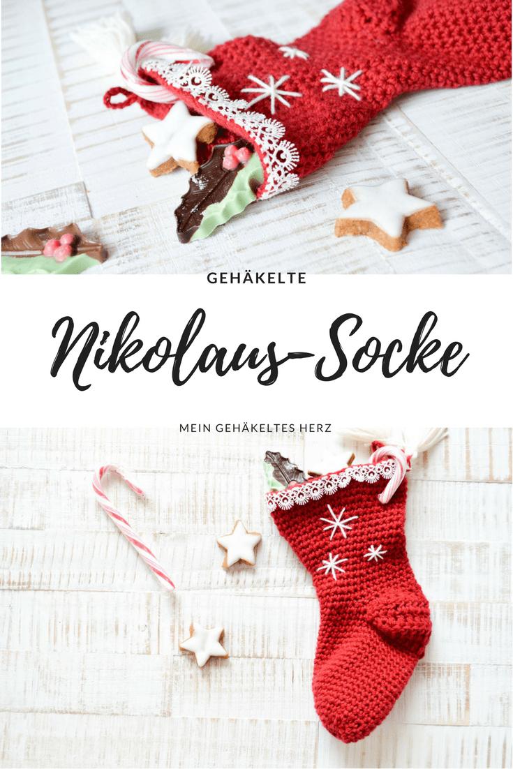 Weihnachtssocke | Geschenkverpackung, Niedlich und Weihnachtssocken
