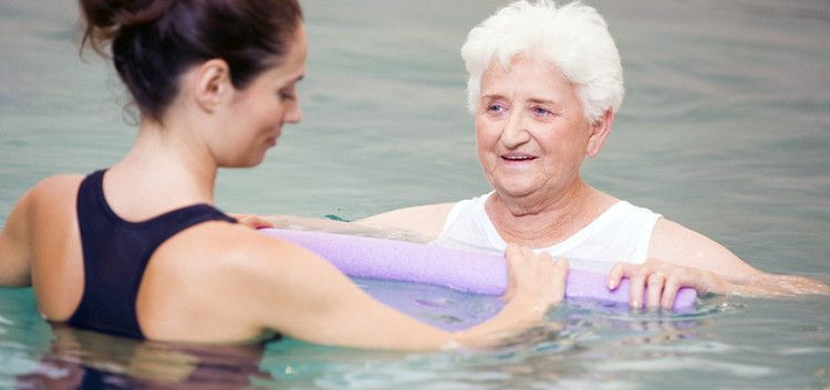 Improving a Patient\u0027s Strength and Range of Motion with Aquatic - physical therapist job description