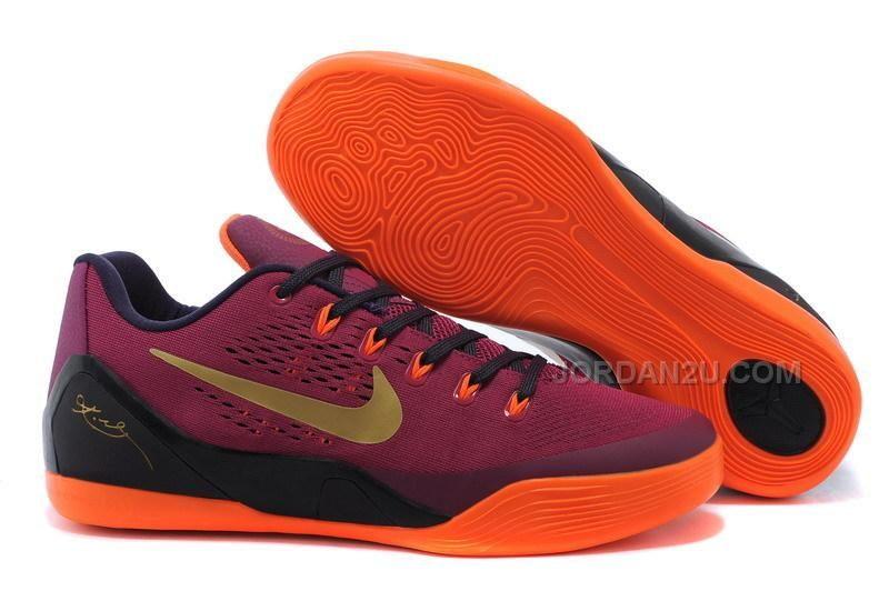 "40637638589 Nike Kobe 9 EM ""Deep Garnet"" Cheap"