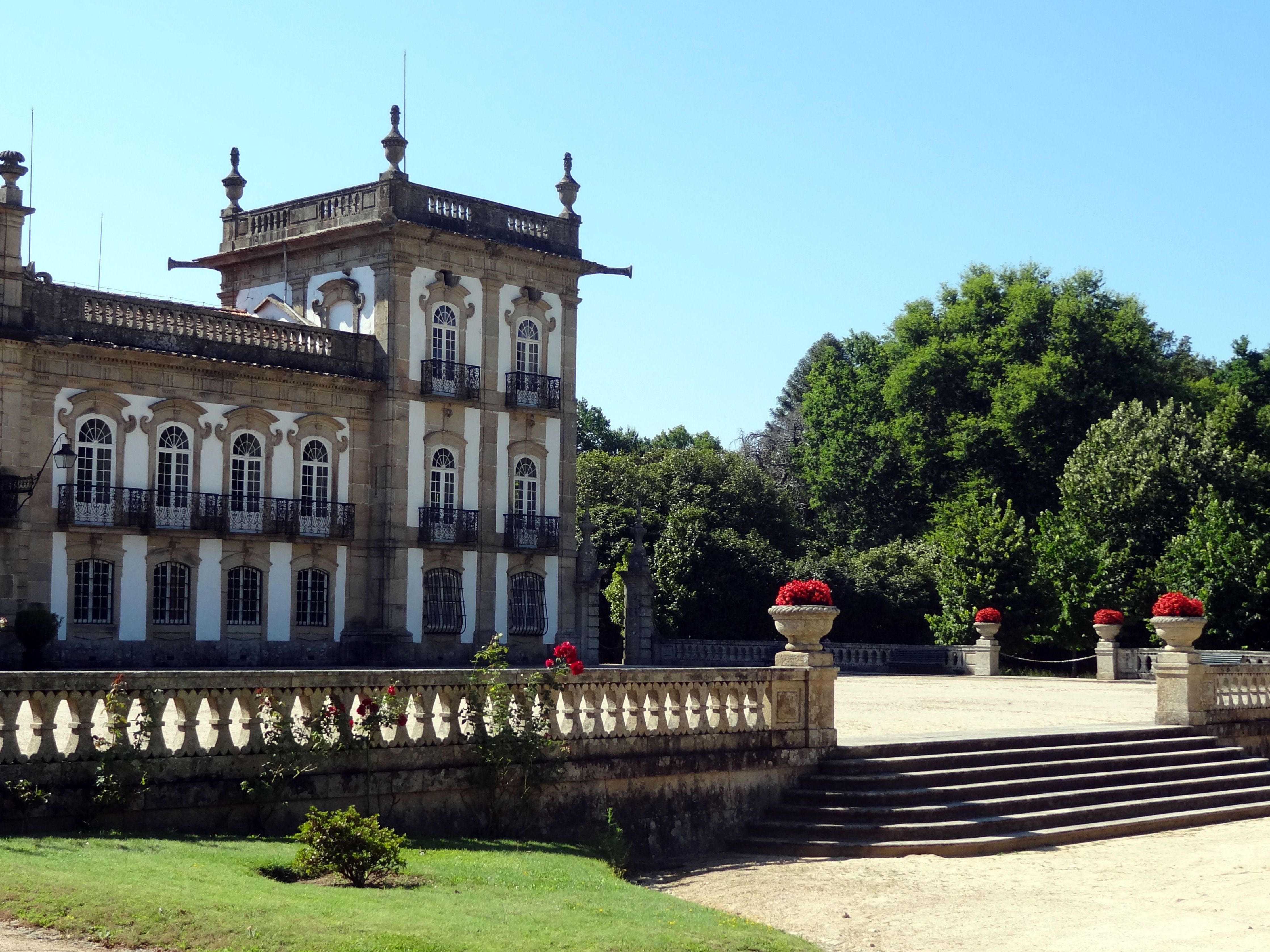 Palácio da Brejoeira - Monção - Portugal