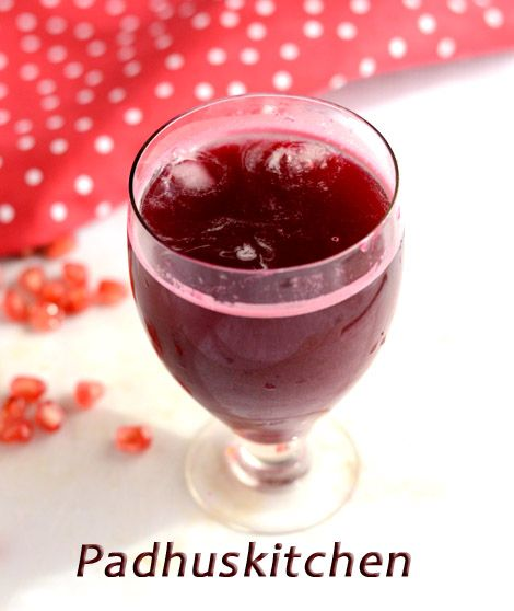 Pomegranate Beetroot Juice Recipe Healthy Summer Coolers Padhuskitchen Recipe Beetroot Juice Recipe Juicing Recipes Beetroot