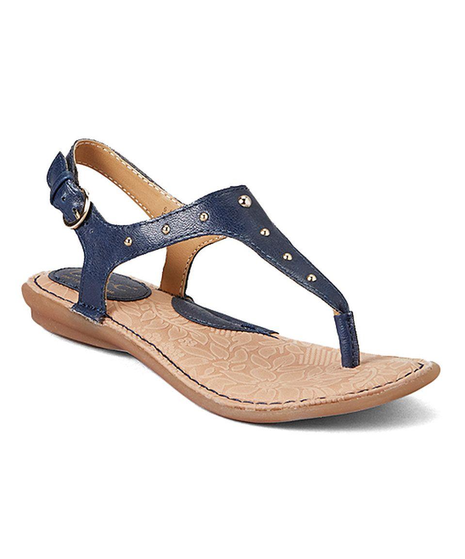 0a8ff19c12cf Take a look at this b.o.c Ocean Studded Candia Sandal - Women today ...