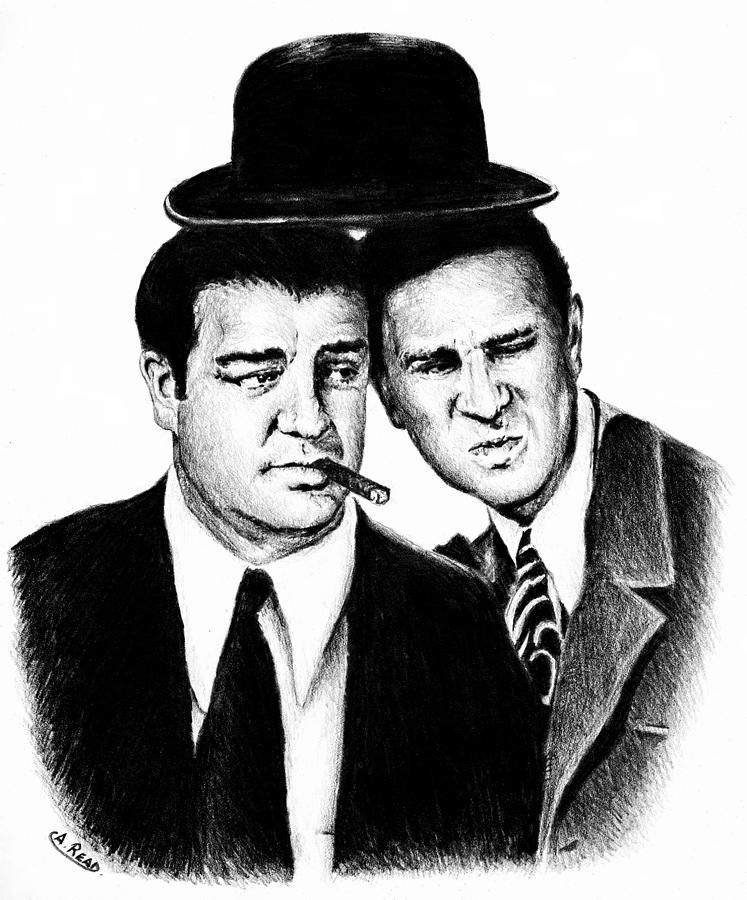Abbott And Costello Sketches