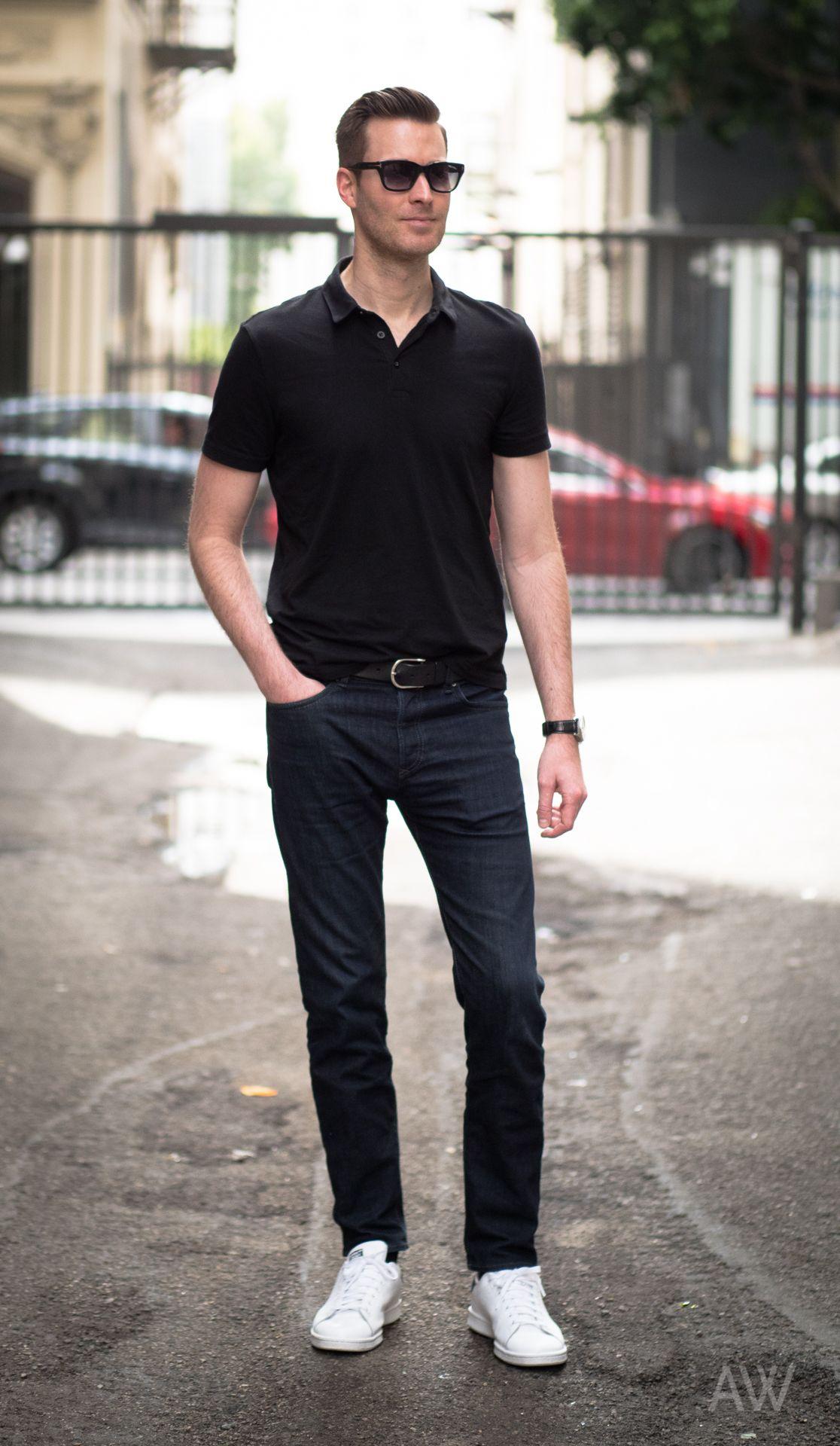 2019 year lifestyle- Stylish mens polo shirts