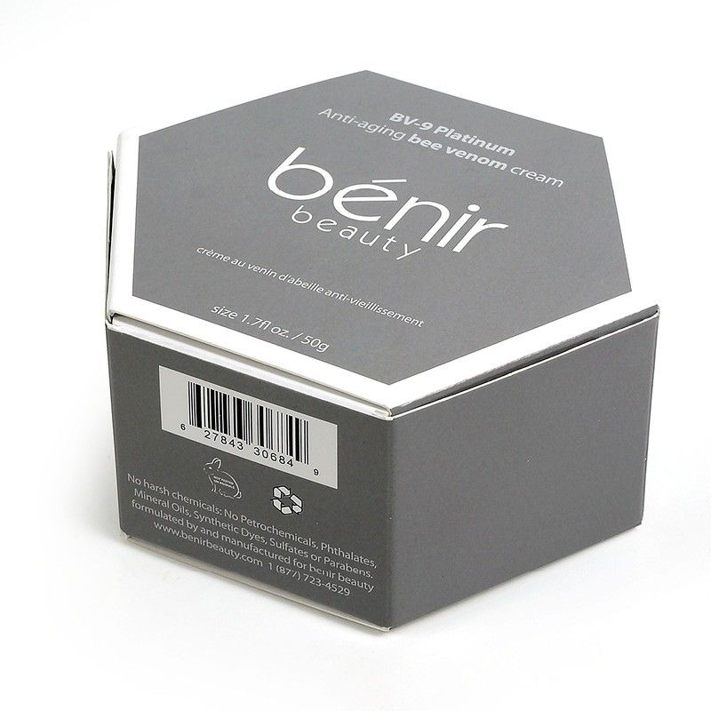 Download Soap Cosmetic Personal Care Hexagon Box Custom Printed Boxes Cosmetic Packaging Design