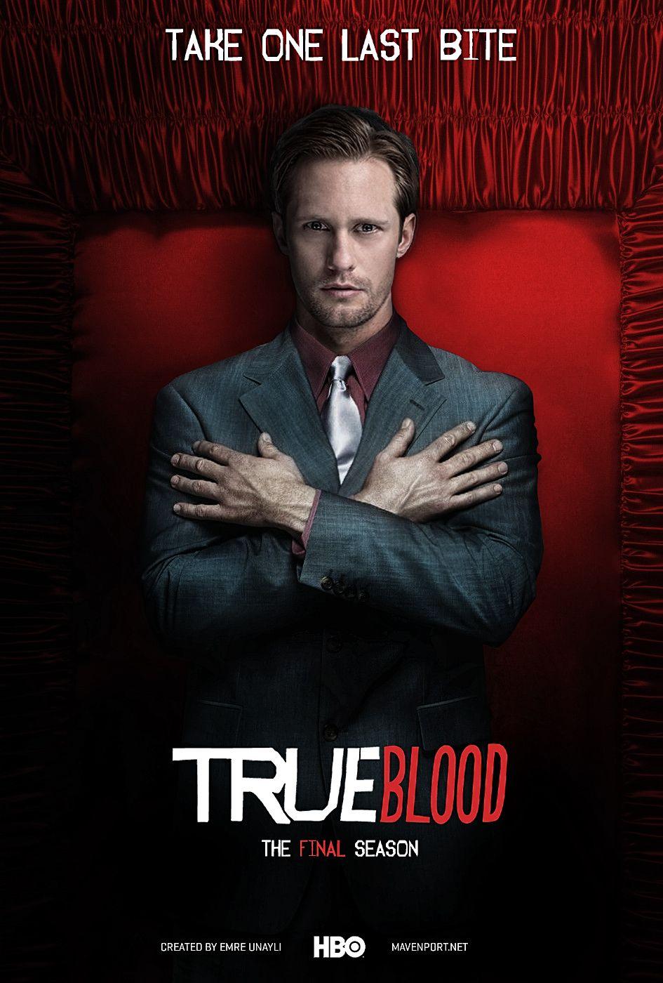 True Blood - The Final Season - Eric Northman - 'Take One Last Bite'