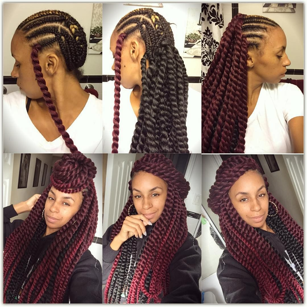 Pin On Protective Styles Natural Hair