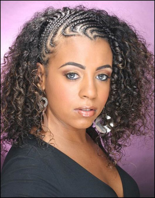 new style curly hair curly hairstyles with braids for black braid 6614 | 062c466f9e6508faf8c0b79a8f6614a7
