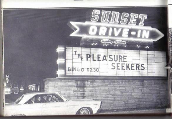 Sunset Drive In 1967 Morristown Photo Album Topix Morristown Morristown Tennessee Morristown Tn