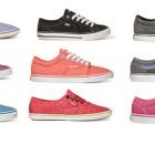 Modelos de sapatilhas verão 2015