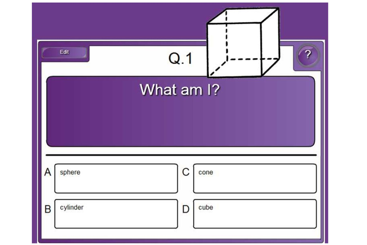 Explore the properties of 3D shapes with this fun and engaging IWB lesson.