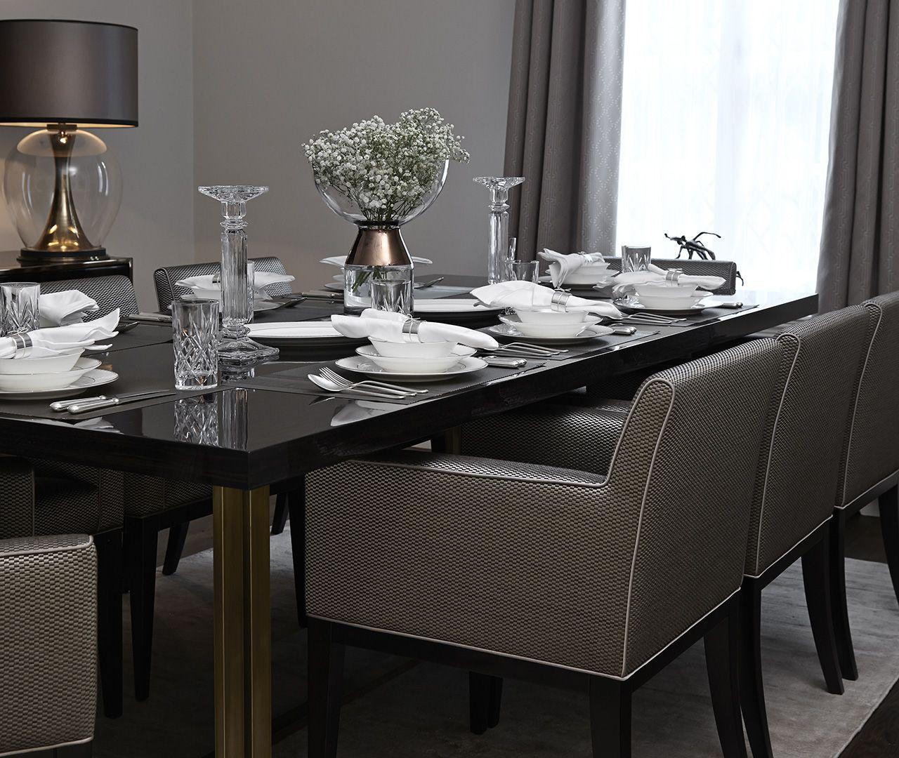 Boscolo 11 Luxury Dining Room Dining Room Design Luxury Interior Design