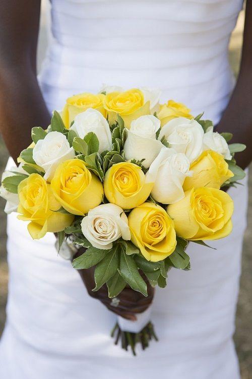 Wedding Flower Ideas Yellow Cream Rose Bouquet 16 Best Free Home Design Idea Inspiration