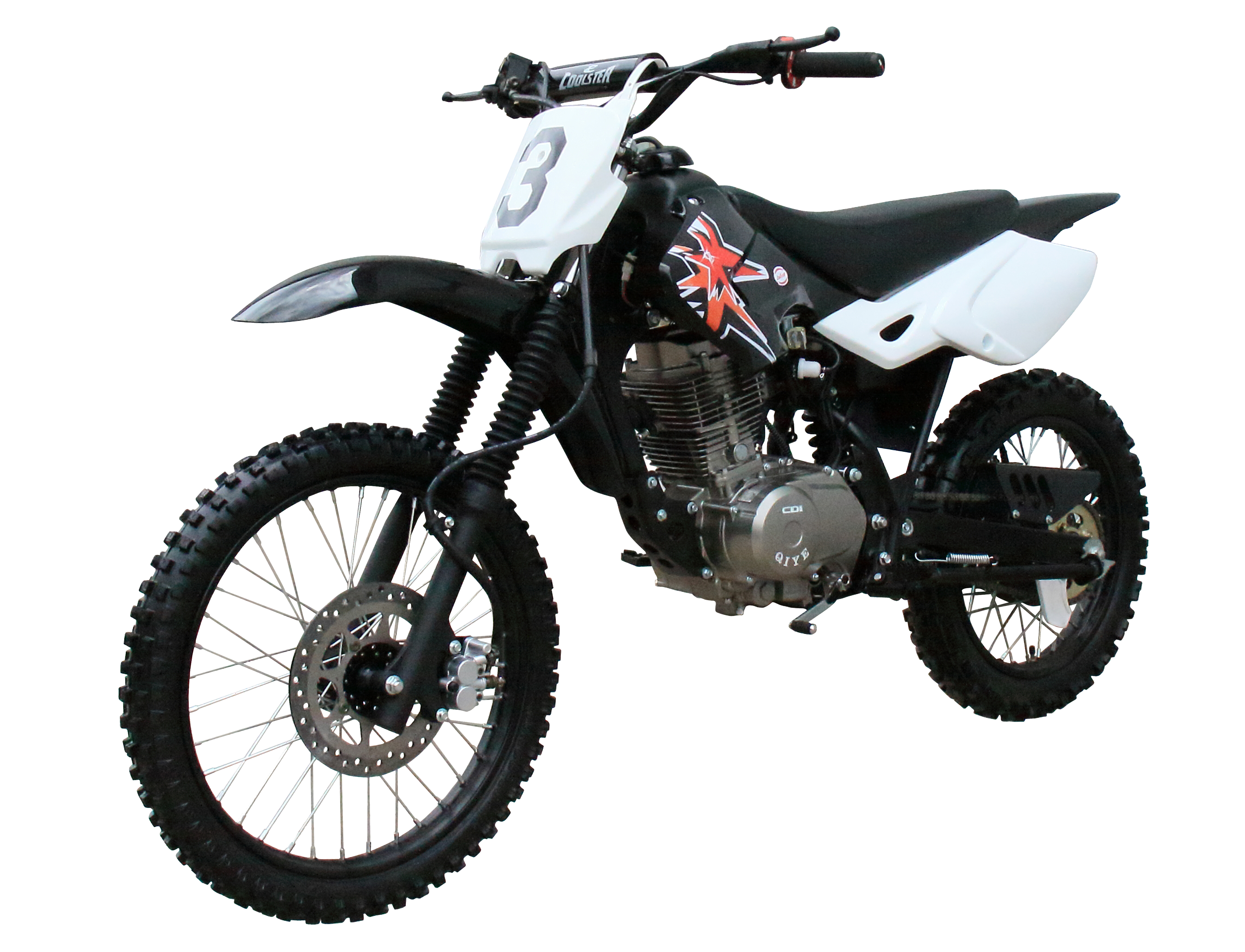 tittle we are proud to announce the new coolster qg 216 200cc