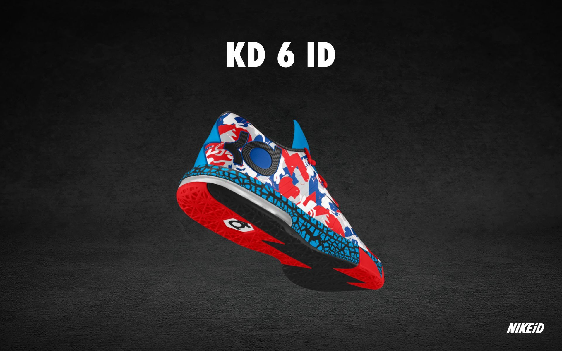 8a47653866f6 KD 6 iD Custom (Easter Collection)