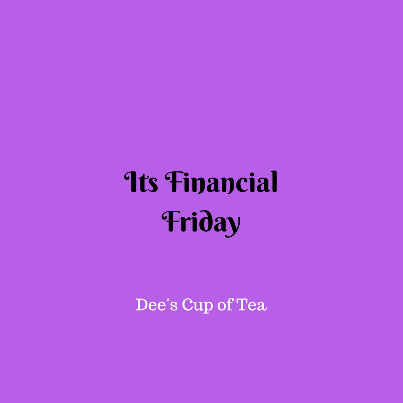 Financial Friday- Creating A Budget