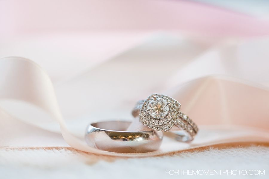 Wedding Bands In Pink Ribbon At NEO On Locust By St Louis Photographers For