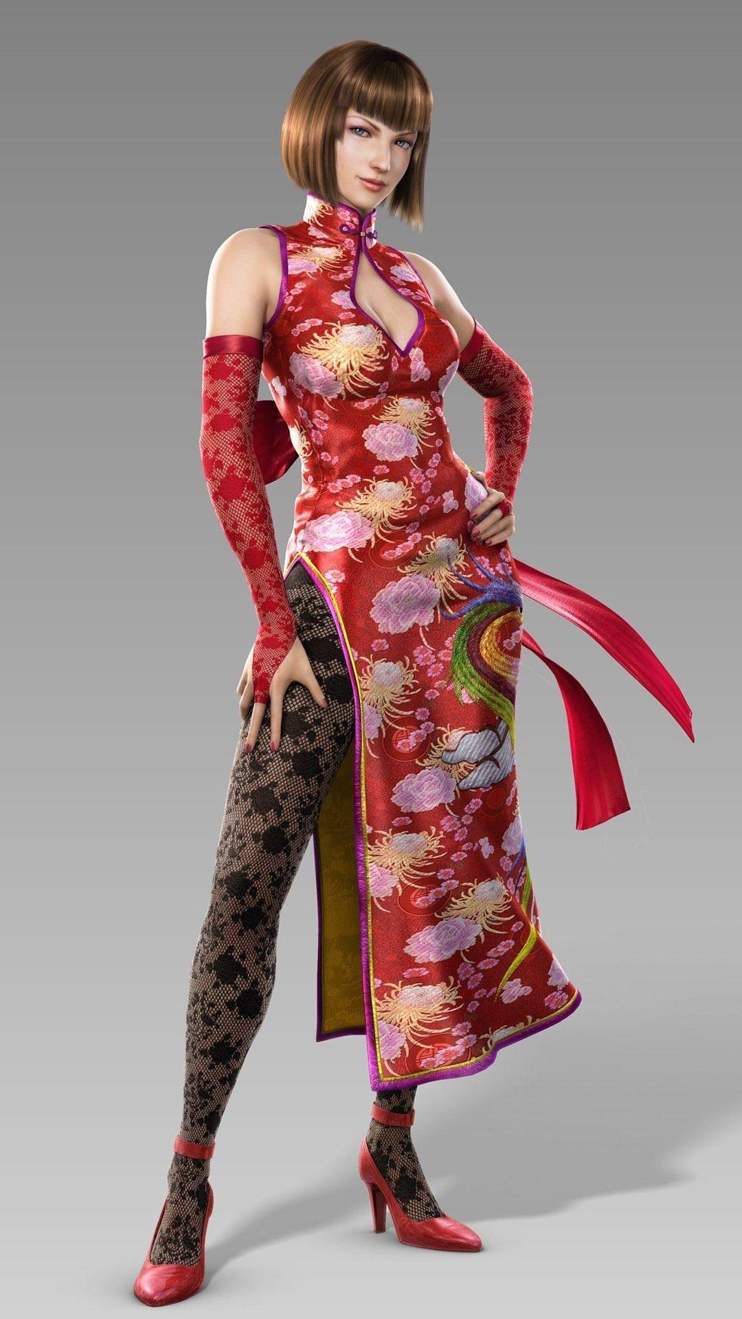 Image Result For Nina Williams Tekken 7 Costumes Tekken Girls Fantasias Jogos De Luta